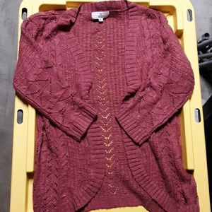 Xs pink republic  Cardigan